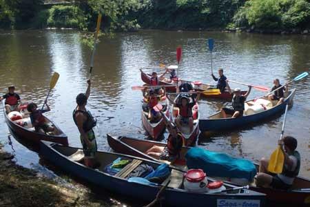 Canoë Kayak à Beaulieu sur Dordogne 1