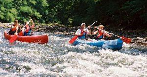 Faire du canoé Kayak à Argentat