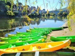 Offre canoé Kayak Saga Team à Argentat